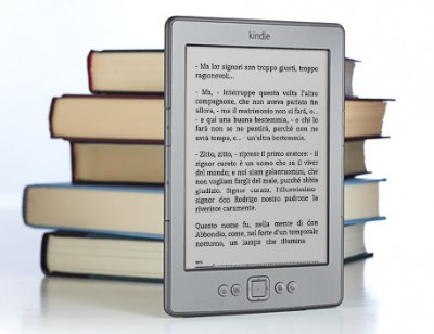 Amazon Kindle, un tablet per la lettura da 99 euro