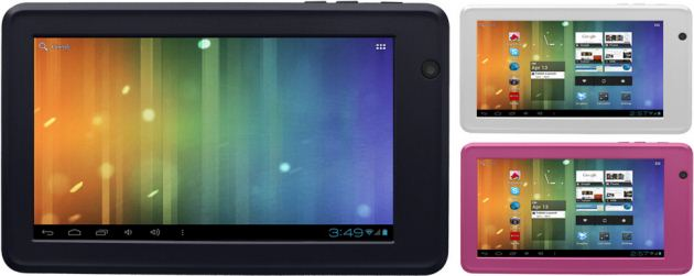 Il tablet Android 4.0 low-cost