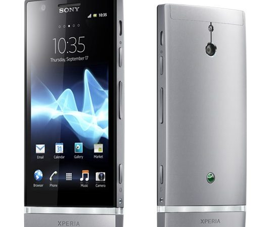 Sony Xperia P disponibile online su Euronics