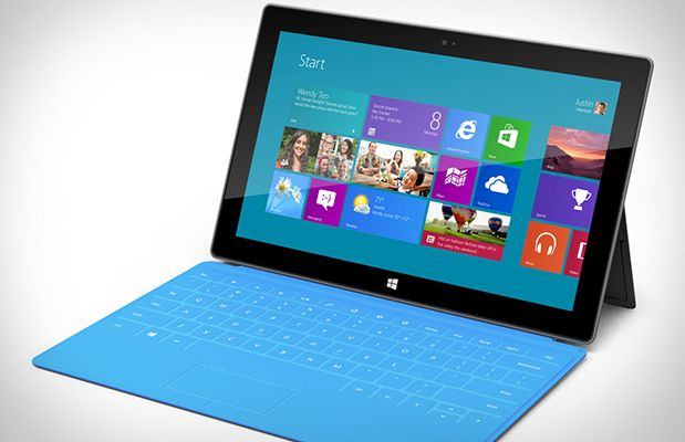 Prezzi Microsoft Surface tablet