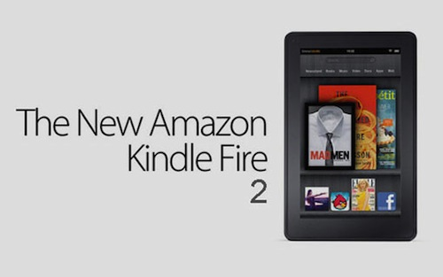 Amazon Kindle Fire 2, probabile presentazione il 7 agosto