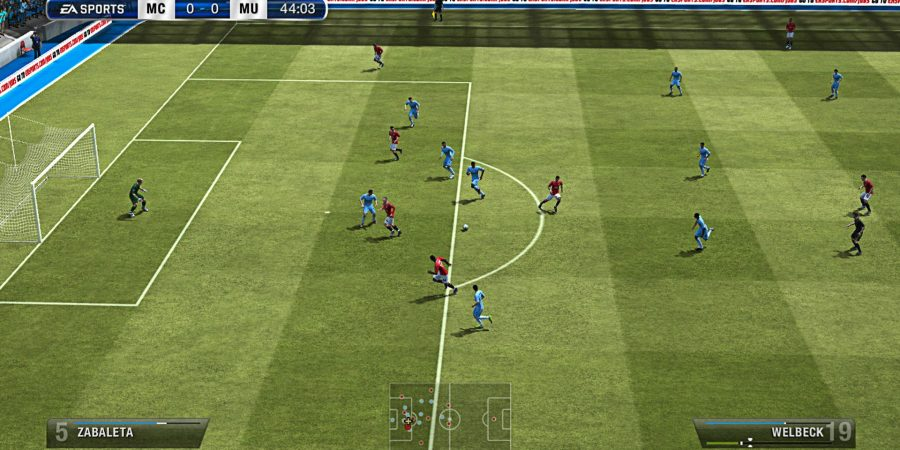 News Fifa 2013: ecco un altro video sul gameplay