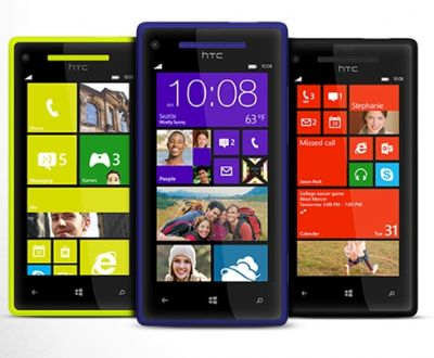 Smartphone Windows Phone di HTC: arrivano l'8X e l'8S