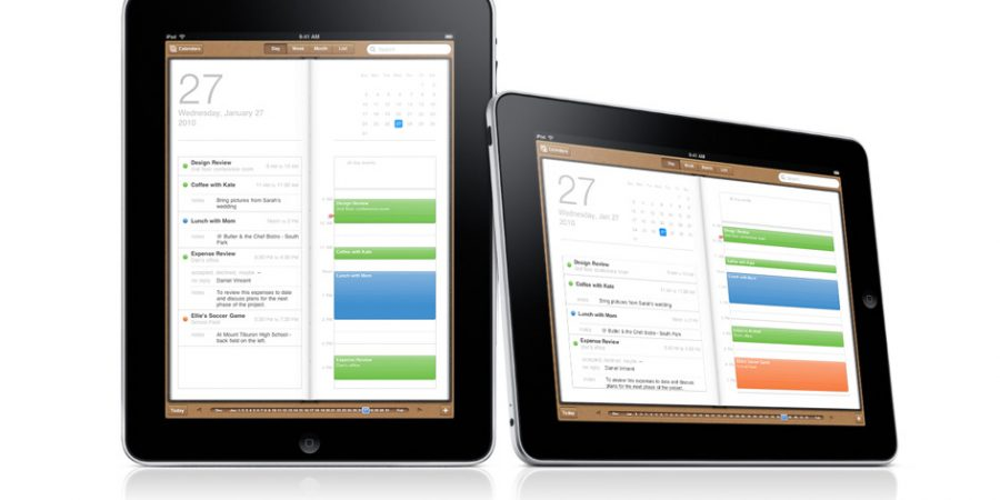 Tre alternative all'applicazione calendario dell'iPad