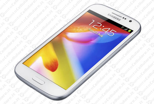 Informazioni techiche Samsung Galaxy Grand