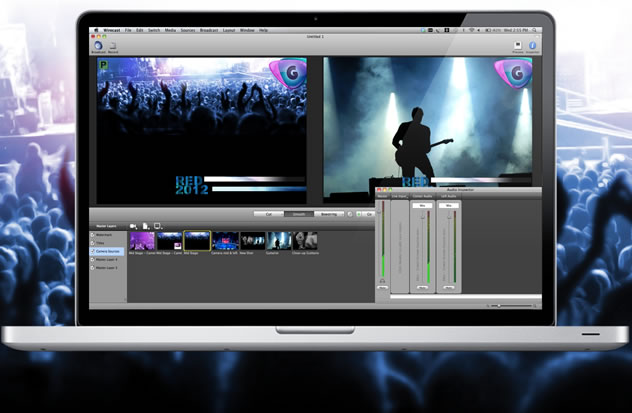 Audio professionale con Decibel, il software per Mac!